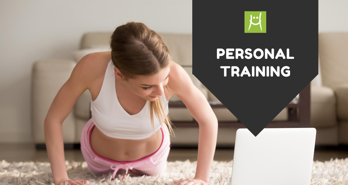 personal training featured image